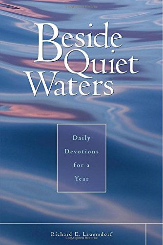 9780810017580: Beside Quiet Waters: Daily Devotions for a Year