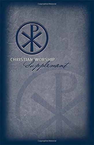 9780810020634: Christian Worship: Supplement