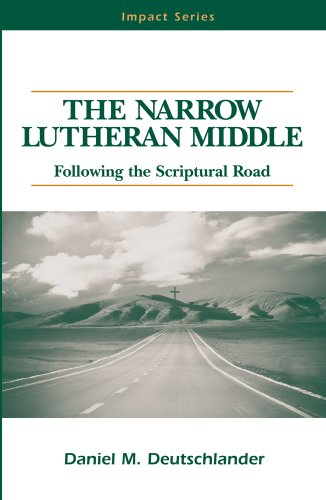 9780810023444: The Narrow Lutheran Middle: Following the Scriptural Road (Impact series)