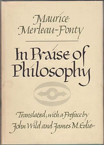 9780810101630: In Praise of Philosophy
