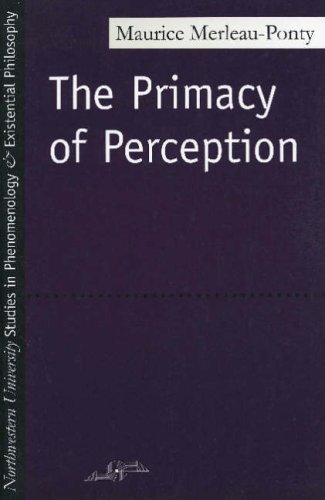 9780810101647: Primacy of Perception (Studies in Phenomenology and Existential Philosophy)