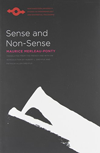9780810101661: Sense and Non-Sense (Studies in Phenomenology and Existential Philosophy)