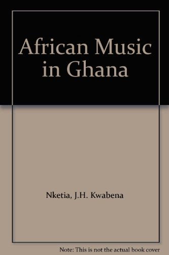9780810101753: African Music in Ghana