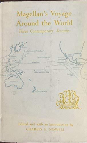Magellan's Voyage Around the World : Three: Antonio Pigafetta; Maximilian