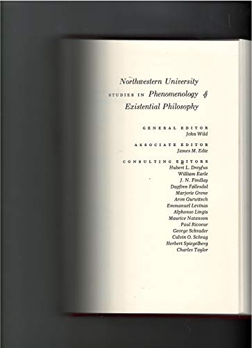 9780810104006: Phenomenology and the Social Sciences, Volume 1
