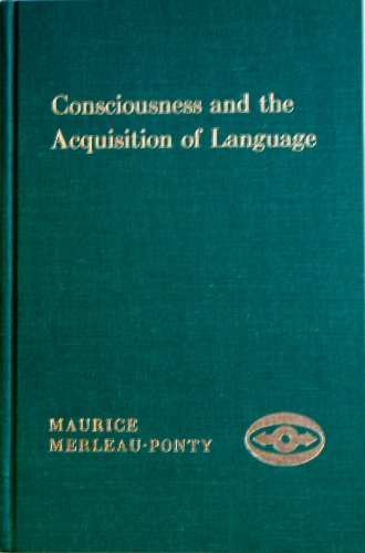 9780810104174: Consciousness and the Acquisition of Language