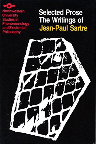 9780810104303: The Writings of Jean-Paul Sartre: 001 (Studies in Phenomenology and Existential Philosophy)