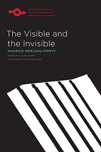 9780810104570: The Visible and the Invisible (Studies in Phenomenology and Existential Philosophy)