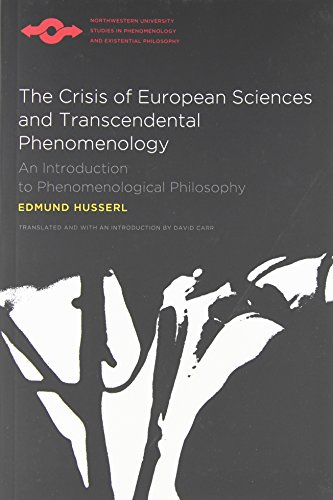 9780810104587: Crisis of European Sciences and Transcendental Phenomenology (Studies in Phenomenology and Existential Philosophy)