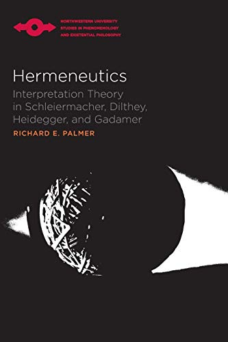 9780810104594: Hermeneutics (Studies in Phenomenology and Existential Philosophy)