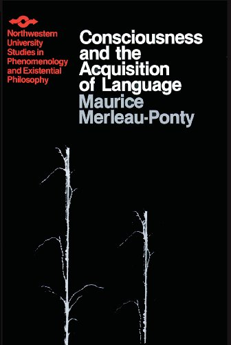 9780810105973: Consciousness and the Acquisition of Language (Studies in Phenomenology and Existential Philosophy)