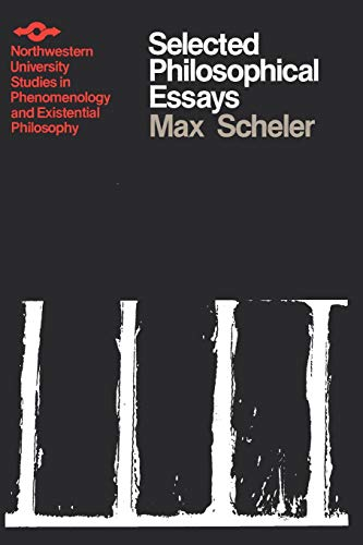 9780810106192: Selected Philosophical Essays (Studies in Phenomenology and Existential Philosophy)