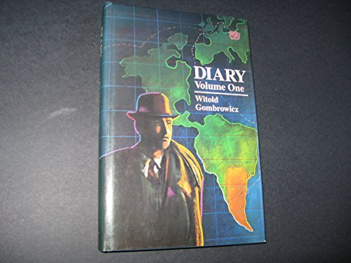 9780810107144: Diary Volume 1 (Witold Gombrowicz Diary)