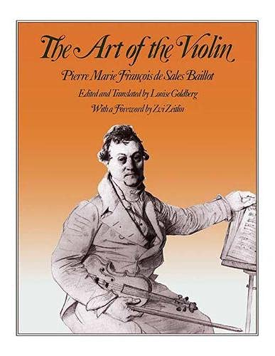 9780810107540: The Art of the Violin