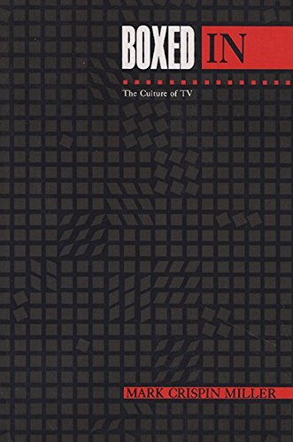 9780810107915: Boxed In: The Culture of Television