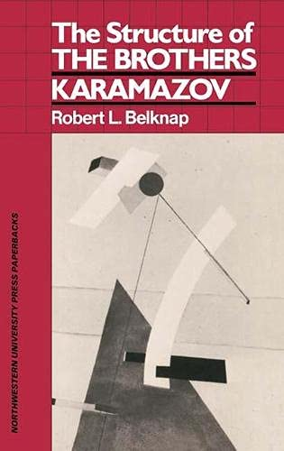 9780810108127: The Structure of the Brothers Karamazov