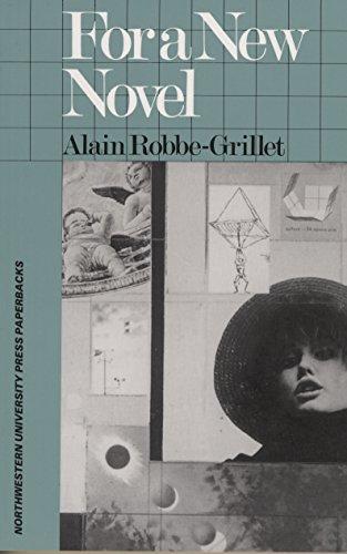 9780810108219: For a New Novel: Essays on Fiction (Northwestern University Press Paperbacks)