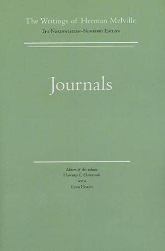 9780810108233: The Writings of Herman Melville, Vol. 15: Journals
