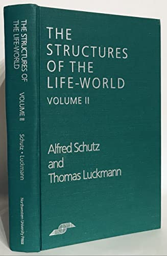 9780810108325: Structures Life World V2 (Structures of the Life-World)