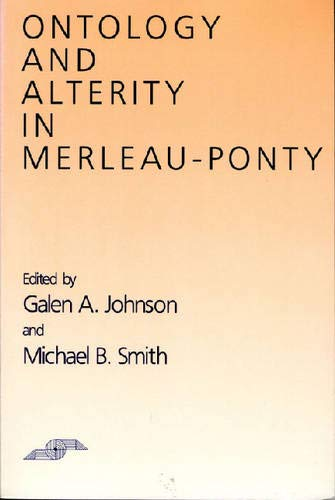 9780810108738: Ontology and Alterity in Merleau-Ponty (Studies in Phenomenology and Existential Philosophy)
