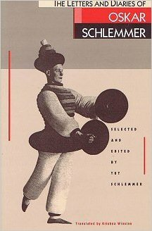 9780810109032: The Letters and Diaries of Oskar Schlemmer