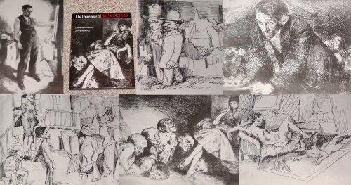 The Drawings of Bruno Schulz: Jerzy Ficowski (Editor),