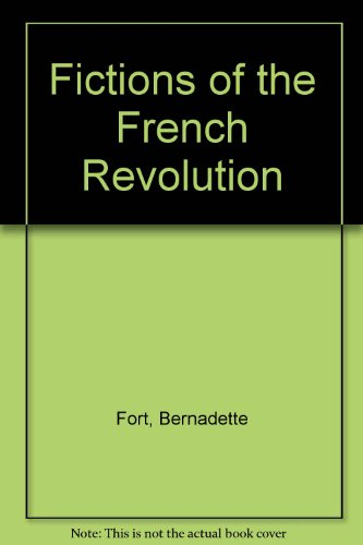 Fictions of the French Revolution