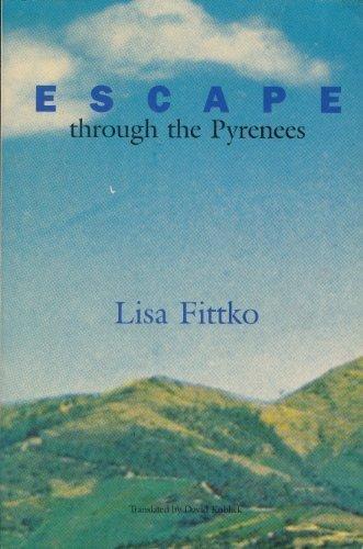 9780810109896: Escape Through the Pyrenees