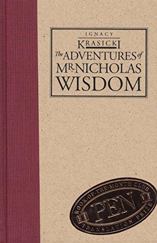 9780810110144: The Adventures of Mr. Nicholas Wisdom (European Classics)