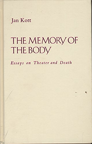 9780810110199: Memory of the Body