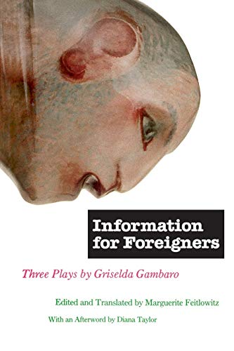 9780810110335: Information for Foreigners: Three Plays