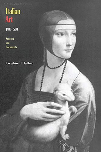 9780810110342: Italian Art 1400-1500: Sources and Documents