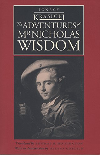 The Adventures of Mr. Nicholas Wisdom (Paperback): Ignacy Krasicki