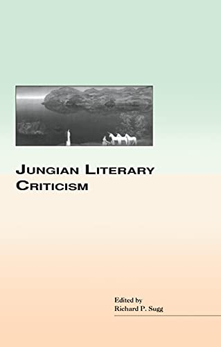 Jungian Literary Criticism (Paperback): Richard Sugg