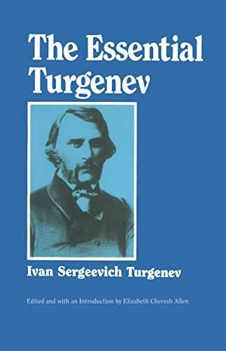 9780810110601: Essential Turgenev