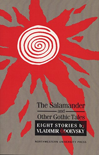 9780810110625: The Salamander and Other Gothic Tales