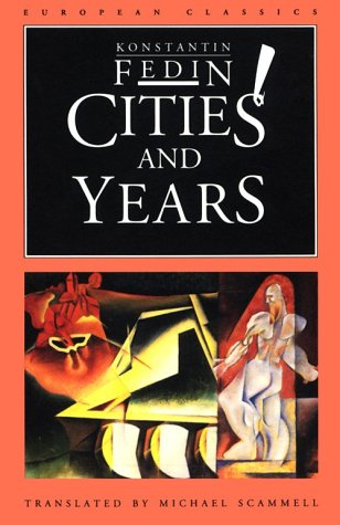 9780810110663: Cities and Years (European Classics)