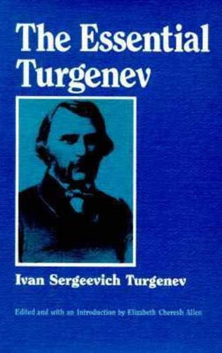 9780810110854: Essential Turgenev