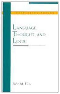 Language, Thought, And Logic