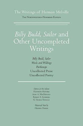9780810111134: Billy Budd (Writings of Herman Melville. Northwestern Newberry Edition)