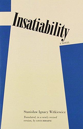 9780810111349: Insatiability