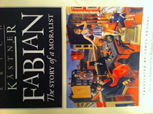 Fabian: The Story of a Moralist (European: Brooks, Cyrus, Livingstone,