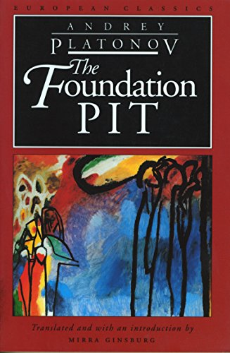 9780810111455: The Foundation Pit (European Classics)