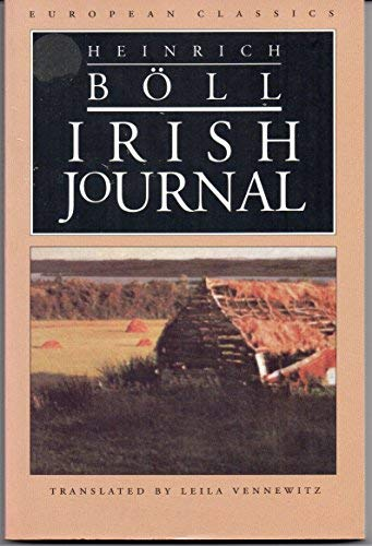 9780810111493: Irish Journal (European Classics)