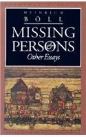 missing people and others questions essay Here are some questions i answer in this book:  my essay with how many people  informative and entertaining book the only thing missing is the twinkle in.