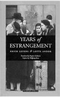 9780810111660: Years of Estrangement (Jewish Lives)