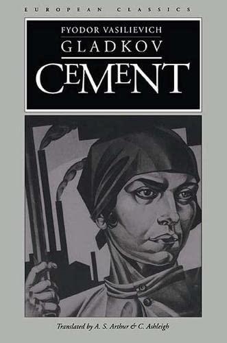 9780810111752: Cement (European Classics)