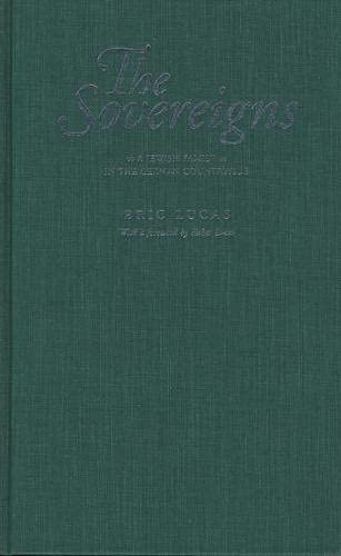 9780810111820: The Sovereigns: A Jewish Family in the German Countryside (Jewish Lives)