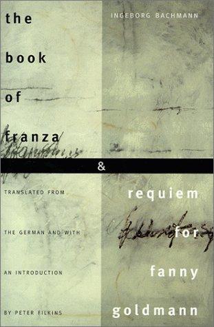 9780810112049: The Book of Franza & Requiem for Fanny Goldmann