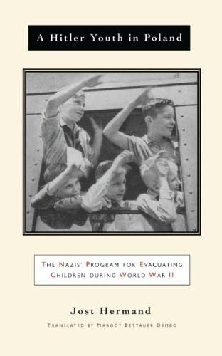 9780810112926: A Hitler Youth in Poland: The Nazi Children's Evacuation Program During World War II (Jewish Lives)